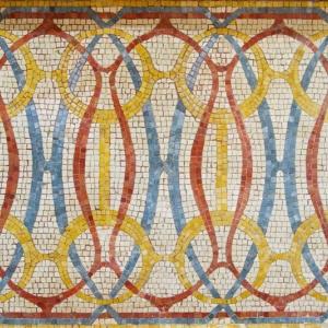 Detal mozaiki - fot. David Schalliol