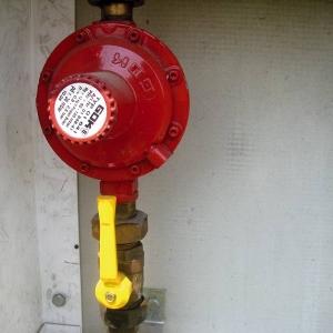 Reduktor gazowy instalacji propan-butan. fot. Dreamfire