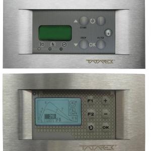 Optymalizator mocy (u góry); optymalizator procesu spalania (u dołu). fot. Z.E. Tatarek