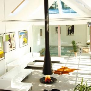 Domowe ognisko w wersji współczesnej. fot. Focus