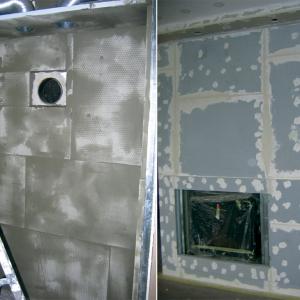 Przykłady zabudowy z użyciem płyt konstrukcyjno-izolacyjnych.(fot. Jotul)