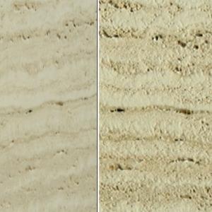 Widok tekstury kamienia / z uwzględnieniem głębokości tekstury - il. Damian Gawron