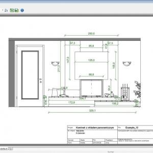 Expose generuje schematy warsztatowe i montażowe, stanowiące podstawę dla pracowników na montażu i w warsztacie (il. Damaro)