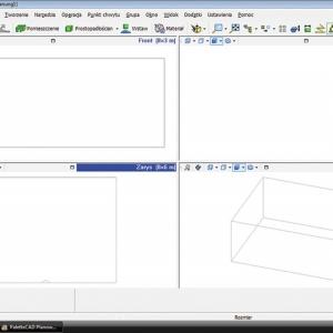 Ekran interfejsu