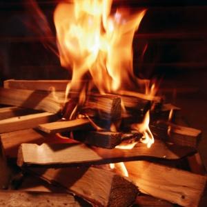 Po włożeniu drewna do paleniska pamiętajmy o ustawieniu dopływu powietrza do spalania tak aby na powierzchni drewna w kominku było widać spokojnie pełzające płomyki a nie żarzące się kawałki drewna - dbajmy o to by spalanie było całkowite a wówczas nasz ekologiczny kominek będzie również działał ekologicznie.