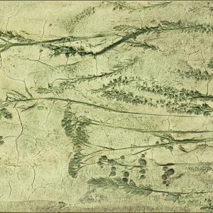 Relief wklęsły wykonywany na powierzchni kafla w fazie surowej fot. Kafel-Art