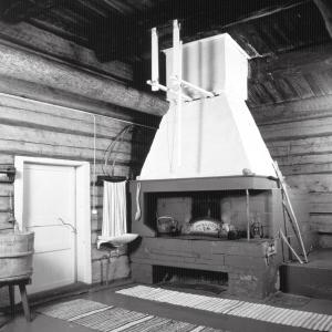 XIX wieczny piec steatytowy - miejscowość Kosula w Finlandii