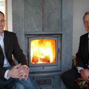 Paweł Kralka i Juhani Lehikoinen fot. Kominek