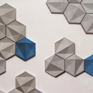 Ozdobne płyty betonowe