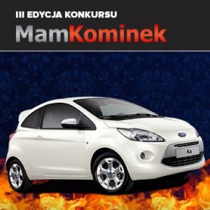 "Start III edycji konkursu ""MAM KOMINEK"""
