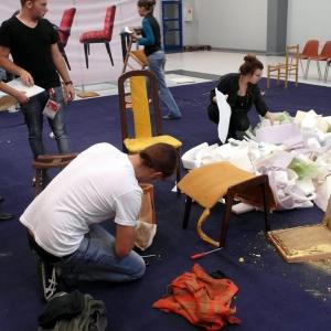 Naucz się renowacji mebli na targach