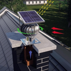 Turbowent Solarny Darco