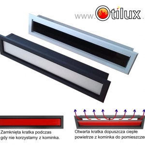 Kratki Metal-Glass w ofercie Otilux