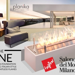 Palnika na Milan Design Week