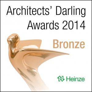 Architects`Darling Award 2014 dla Brunnera