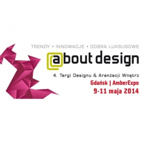 Program Targów ABOUT DESIGN 9 - 11 maj
