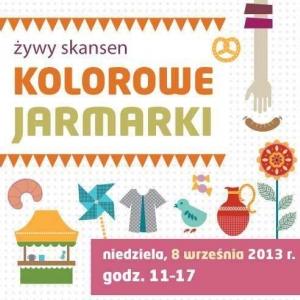 """OSKP zaprasza na """"Kolorowe Jarmarki""""!"""