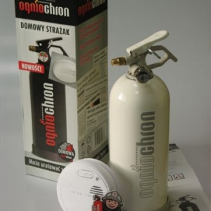 Domowy Strażak od firmy Ogniochron