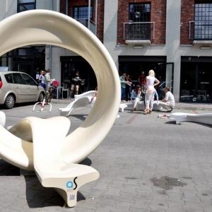 """Wystawa """"Polish Design"""" w ramach Kraków Design Street"""