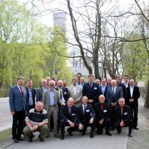 Kongres VEUKO w Tallinnie