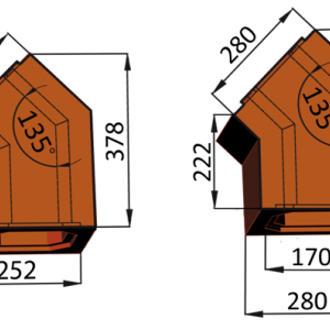 Skośne moduły CMA i CMA-M
