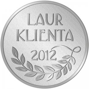 Srebrny Laur dla firmy Hajduk