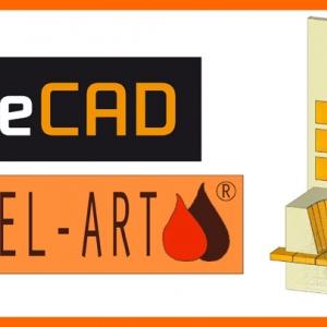 Kafel-Art w bibliotekach Palette Cad