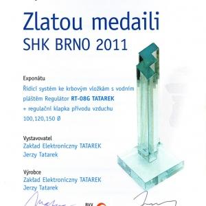 Nagroda dla firmy Tatarek