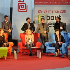 Targi About Design 25 - 27 marca 2011 r.