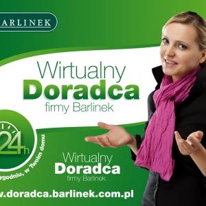 Wirtualny doradca o produktach Barlinka