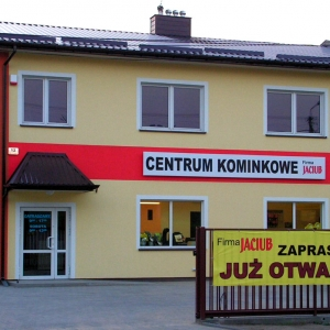 Nowy salon firmy JACIUB