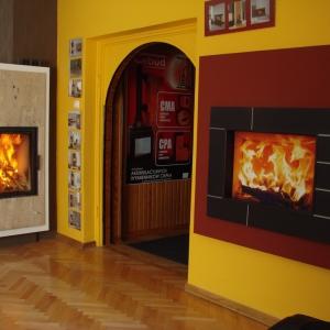 Nowy salon Ciepły Kominek
