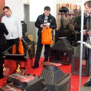 Targi Fireplace Salon w Moskwie