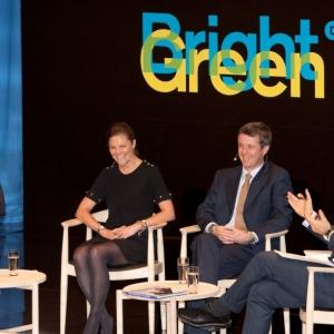 Schiedel na Bright Green w Kopenhadze