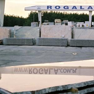 Grube płyty firmy Rogala