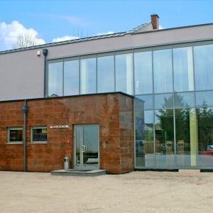 Nowa siedziba Hajduka