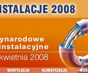 Instalacje 2008