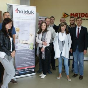Szkolenia serwisowe Hajduk 15.05.2015
