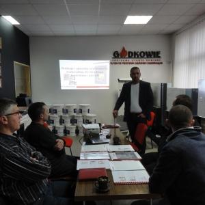 Szkolenie firmy Godkowie 14.11.2014 r.