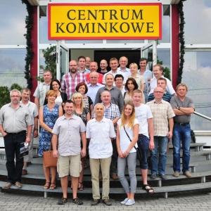 Szkolenie Centrum Kominkowym Spartherm 8-9.07.2014 r.