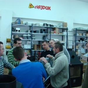 Szkolenie Hajduk 21.02.2013 r.
