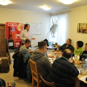 Szkolenie Cebud 10 i 17.12.2012 r.
