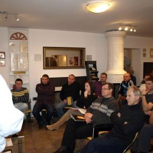 Szkolenie Cebud 19.12.2011 r.