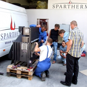 Szkolenie Spartherm 15.09.2011 r.