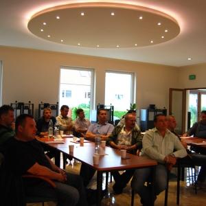 Szkolenie Palazzetti 6 - 7 wrzesień 2011