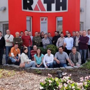 Szkolenie Rath - kwiecień 2011