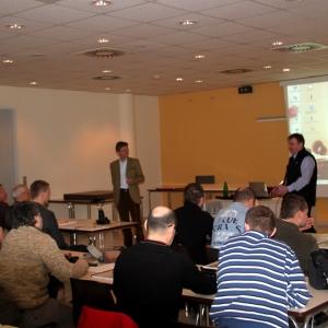 Szkolenie Sommerhuber 10 - 12 marca 2011 r.
