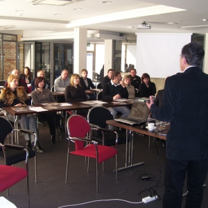 Szkolenia Jotul na Litwie 21 - 25 lutego 2011 r.