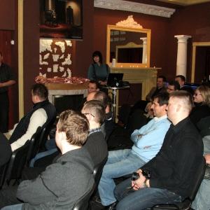 Szkolenie Bullerjan 13 stycznia 2011 r.