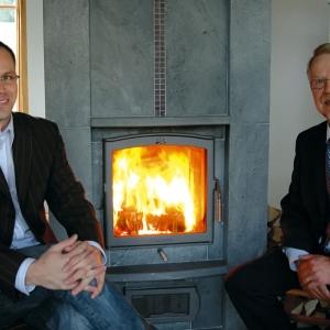Paweł Kralka i Juhani Lehikoinen / fot. Kominek